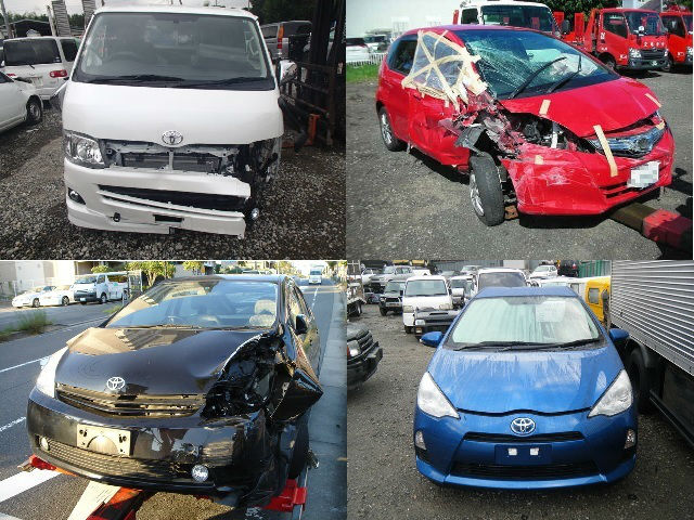 Selling Scrap Toyota Wellington