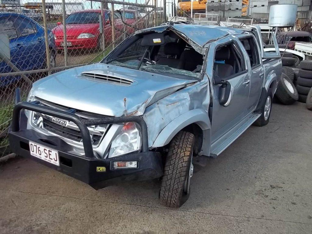 isuzu truck wreckers Perth