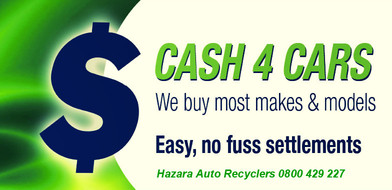 cash for cars Wellington